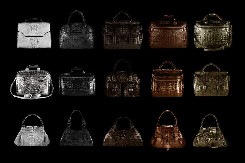 Exclusive Bags, Briefcases, Clutches and other VIP Accessories by MJ