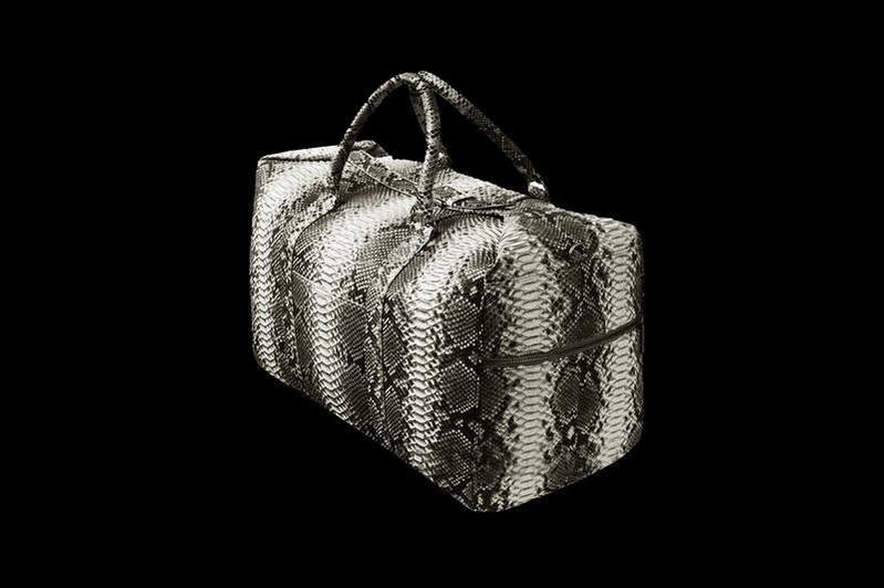f04ca9cd11a0 Exclusive travel bag handmade from premium quality python skin. Individual  orders in all sizes and types of handbags exotic leather.